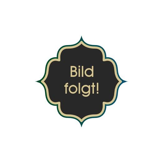 Albrecht Kind Halsung genietet Sattelleder 45cm Dunkelbraun
